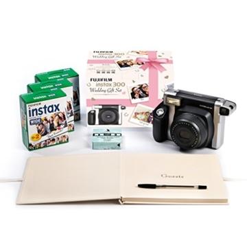 Fujifilm Instax Sofortbildkamera ohne Film 300Breite -