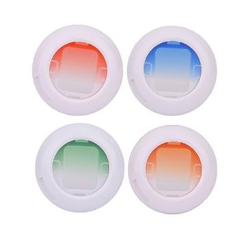 sunmns Close Up Farbe Objektiv-Filter-Set für Fujifilm Instax Mini 8/8+/9Instant Film Kamera, 12Stück -