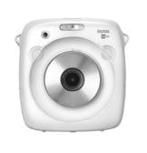 Fujifilm Instax SQUARE SQ 10 Hybride Sofortbildkamera weiß - 1