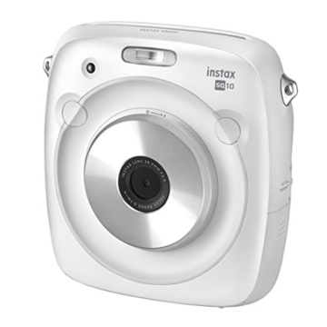 Fujifilm Instax SQUARE SQ 10 Hybride Sofortbildkamera weiß - 3