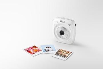 Fujifilm Instax SQUARE SQ 10 Hybride Sofortbildkamera weiß - 4