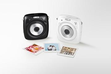 Fujifilm Instax SQUARE SQ 10 Hybride Sofortbildkamera weiß - 5