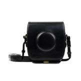 paracity Retro PU Leder Kamera Schutzhülle für Fujifilm Instax Square SQ10Hybrid sofort mit verstellbarem Schulterriemen - 1