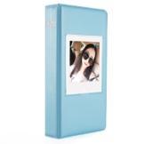 CAIUL Mini Foto Album Für Fujifilm Instax Square SQ10 Film (64 Fotos,Blau) - 1