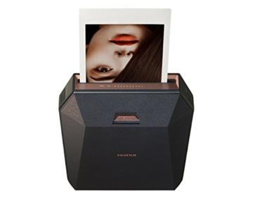 Fuijifilm Instax Share SP-3 Drucker (mit WiFi, geeignet für Sofortbildkamera) schwarz - 2