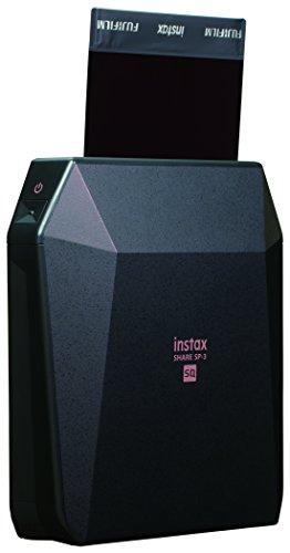 Fuijifilm Instax Share SP-3 Drucker (mit WiFi, geeignet für Sofortbildkamera) schwarz - 8