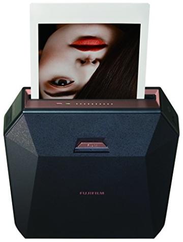 Fuijifilm Instax Share SP-3 Drucker (mit WiFi, geeignet für Sofortbildkamera) schwarz - 10