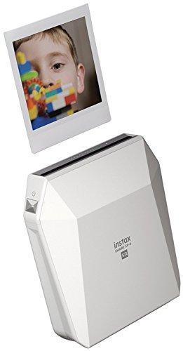 Fuijifilm Instax Share SP-3  Drucker (mit WiFi, geeignet für Sofortbildkamera) weiß - 1
