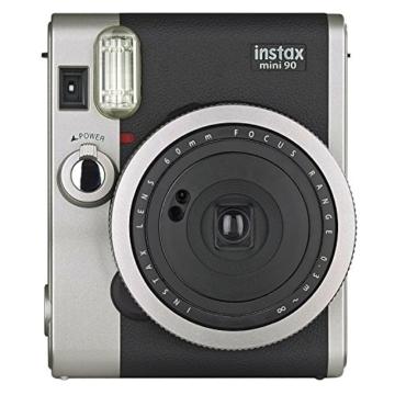 Fujifilm Instax Mini 90 Neo Classic Kamera schwarz - 1