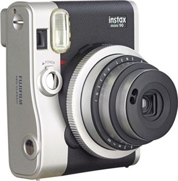Fujifilm Instax Mini 90 Neo Classic Kamera schwarz - 2