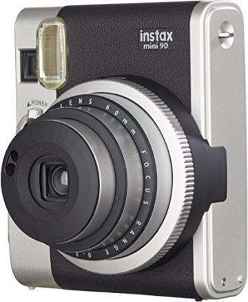 Fujifilm Instax Mini 90 Neo Classic Kamera schwarz - 3