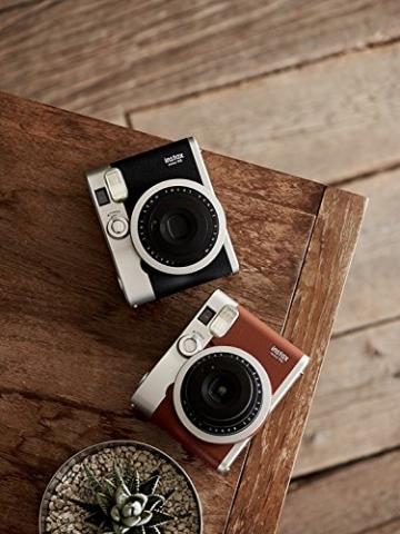 Fujifilm Instax Mini 90 Neo Classic Kamera schwarz - 7