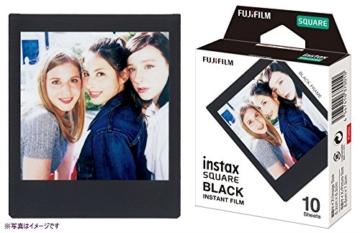 Fujifilm Instax Square Frame WW1 Colorfilm schwarz - 2
