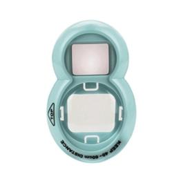 Jintime Fujifilm Instax Mini 9/8/8+/7s Kamera Farbe Nahaufnahme Objektiv Selfie Spiegel (blue) - 1