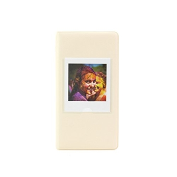 jxe 64Taschen Fotoalbum Book für Fujifilm Instax Square SQ10Sofortbildkamera Filme - 1