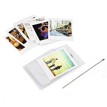 Fujifilm Instax FILM Bundle Pack (80Aufnahmen) + Gratis, quadratisch Album - 5