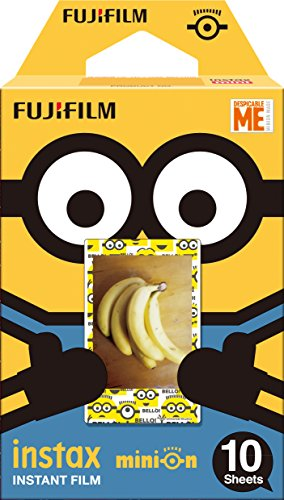 Fujifilm Colorfilm Instax Mini Minion DMF WW 1, Minion 1 - 1