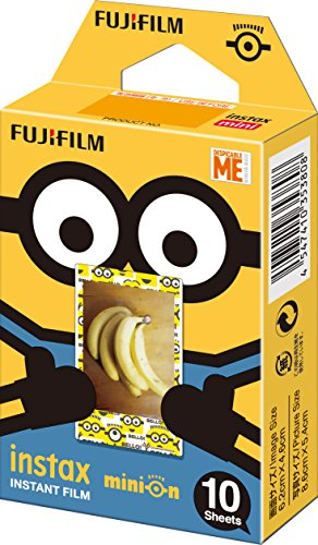 Fujifilm Colorfilm Instax Mini Minion DMF WW 1, Minion 1 - 2