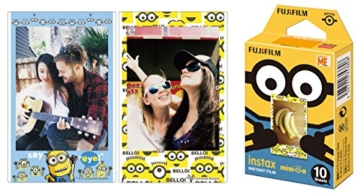 Fujifilm Colorfilm Instax Mini Minion DMF WW 1, Minion 1 - 3