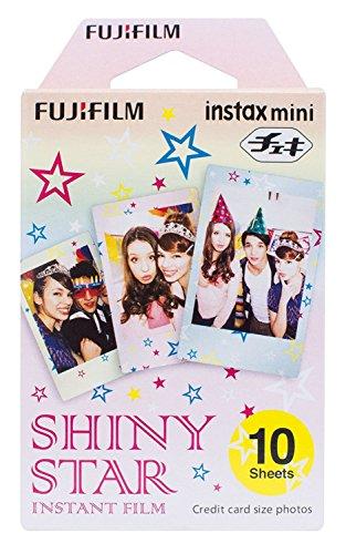Fujifilm Instax Mini Instant Film, Shiny Star, Einzelpackung - 1