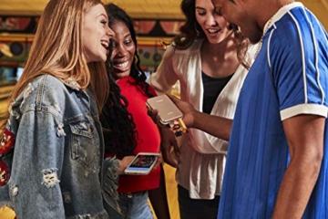 Canon Zoemini Mobiler Mini-Fotodrucker (Akku, 5 x 7,5 cm Fotos, ZINK-Druck tintenfrei, für Handys iOS und Android via Bluetooth, 160 g) weiss - 12
