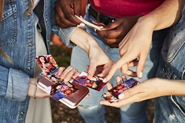 Canon Zoemini Mobiler Mini-Fotodrucker (Akku, 5 x 7,5 cm Fotos, ZINK-Druck tintenfrei, für Handys iOS und Android via Bluetooth, 160 g) weiss - 15