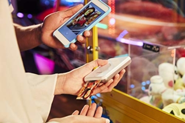Canon Zoemini Mobiler Mini-Fotodrucker (Akku, 5 x 7,5cm Fotos, ZINK-Druck tintenfrei, für Handys iOS und Android via blautooth, 160 g) rosegold - 13