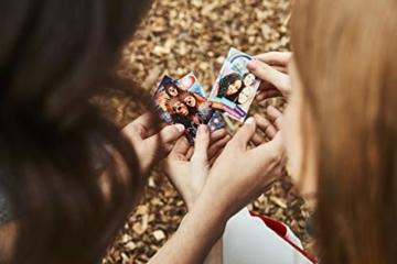 Canon Zoemini Mobiler Mini-Fotodrucker (Akku, 5 x 7,5cm Fotos, ZINK-Druck tintenfrei, für Handys iOS und Android via blautooth, 160 g) schwarz - 14