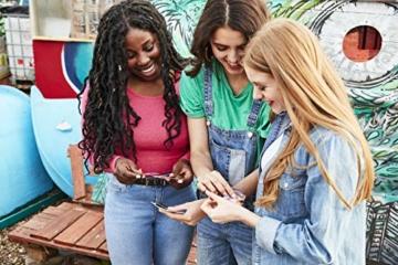 Canon Zoemini Mobiler Mini-Fotodrucker (Akku, 5 x 7,5cm Fotos, ZINK-Druck tintenfrei, für Handys iOS und Android via blautooth, 160 g) schwarz - 16