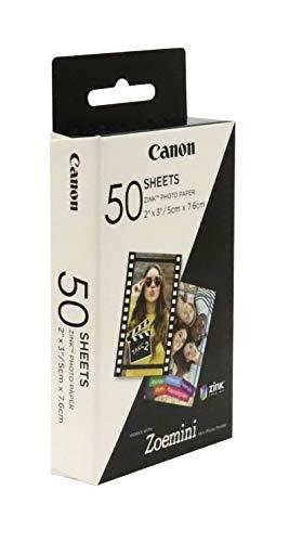 Canon Zoemini ZINK Fotopapier, 50 Blatt - 2
