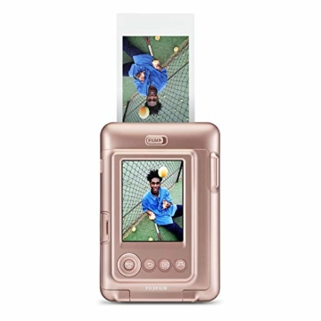 Fujifilm Instax Mini LiPlay Blush Gold - 2