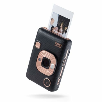 Fujifilm Instax Mini LiPlay Elegant Black - 1
