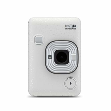 Fujifilm Instax Mini LiPlay Stone White - 3