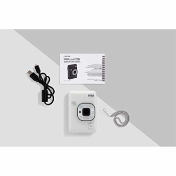 Fujifilm Instax Mini LiPlay Stone White - 4