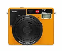 "Leica ""Sofort"" Sofortbildkamera orange - 1"