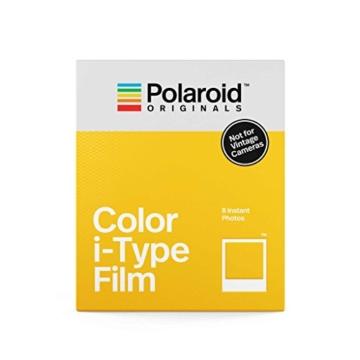 Polaroid Originals - 4668 - Sofortbildfilm Farbe fûr i-Type Kamera - 1