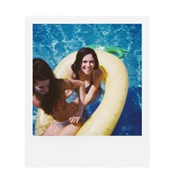 Polaroid Originals - 4670 - Sofortbildfilm Fabre fûr 600 und i-Type Kamera - White Frame - 6
