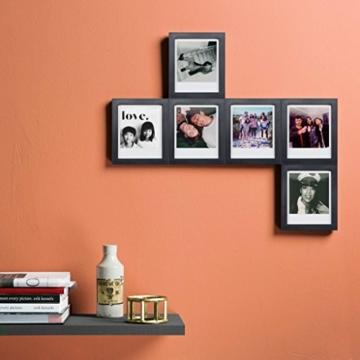 Polaroid Originals - 4670 - Sofortbildfilm Fabre fûr 600 und i-Type Kamera - White Frame - 10