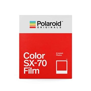 Polaroid Originals - 4676 - Sofortbildfilm Frabe fûr SX-70 Kamera - 1