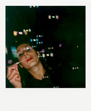 Polaroid Originals - 4676 - Sofortbildfilm Frabe fûr SX-70 Kamera - 10
