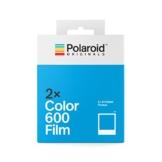 Polaroid Originals - 4841 - Doppelpack Sofortbildfilm für 600 und i-Type Kamera - Weißer Rahmen - 1