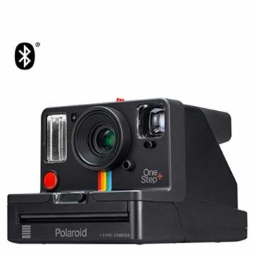 Polaroid Originals - 9010 - OneStep+ Sofortbildkamera - Schwarz - 1