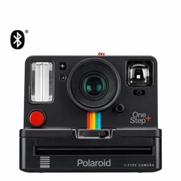 Polaroid Originals - 9010 - OneStep+ Sofortbildkamera - Schwarz - 3