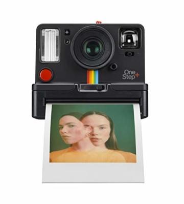 Polaroid Originals - 9010 - OneStep+ Sofortbildkamera - Schwarz - 6