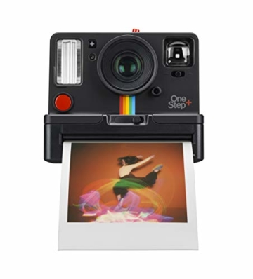 Polaroid Originals - 9010 - OneStep+ Sofortbildkamera - Schwarz - 7