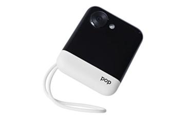 Polaroid POP 3x4 (7.6x10 cm) Sofortdruck-Digitalkamera mit Zink Zero Tintendrucktechnologie - Weiß - 3