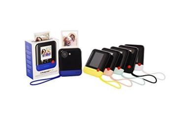 Polaroid POP 3x4 (7.6x10 cm) Sofortdruck-Digitalkamera mit Zink Zero Tintendrucktechnologie - Weiß - 6