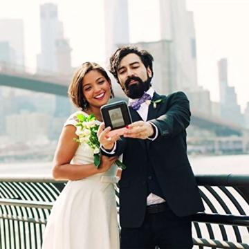 Polaroid POP 3x4 (7.6x10 cm) Sofortdruck-Digitalkamera mit Zink Zero Tintendrucktechnologie - Weiß - 7