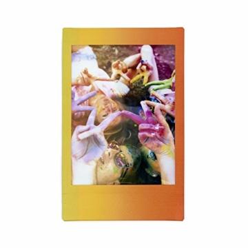 Instax Mini 3er Pack Rainbow, Candypop, Macaron + Album - 8