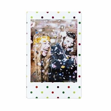 Instax Mini 3er Pack Rainbow, Candypop, Macaron + Album - 9